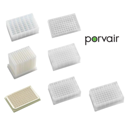 Microplacas negras para fluorescencia superior, 96 posiciones. Paq. 50 unidades