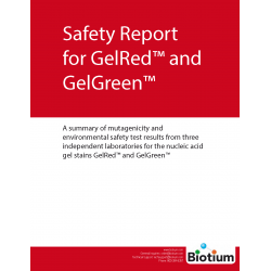 GelRed - Safety Report