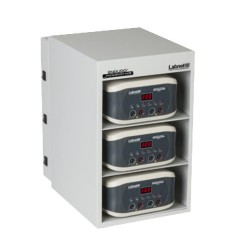 """Rack con toma de corriente para 3 fuentes """"POWER SUPPLY MINI E0304"""""""