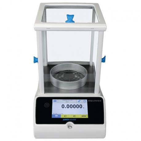"""Balanza Semimicro, Analitica y de Precision """"EQUINOX - EAB125i"""""""