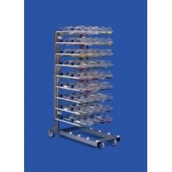 Unidad Elevadora/ transportadora de hasta 90 botellas.