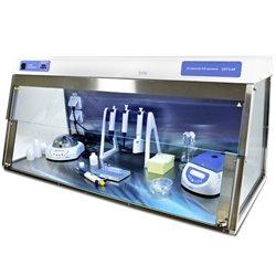 Cabina para PCR con recirculación UVC/S-AR