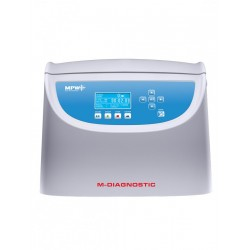 """Centrifuga Diagnostico """"M-DIAGNOSTIC"""", Vel: 6000 rpm, RCF: 4830 G, Vel.Max: 10x50 ml / 4 CYTO inserts,"""