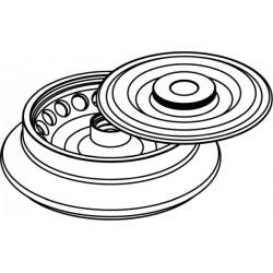 Rotor Angular 20 x 1,8ml SARSTEDT CRYO® tubes, con tapa hermética (angulo 45°)