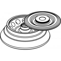 Rotor Angular 12 x 5ml para Eppendorf® tubes caps caps snap cap closing (angulo 45°)