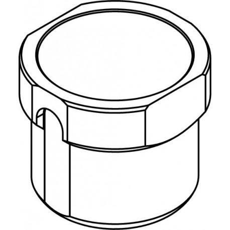 Round bucket 750ml, without cap