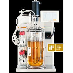 Fermentador Minifors 2,5 L. Bacterias