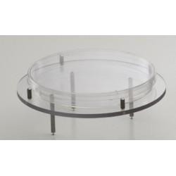 Anillo de ajuste para placas petri 140-150 mm