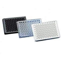 Transparentes, 30 &#956l, pocillos redondos, Elisa/turbidez.  50 unidades