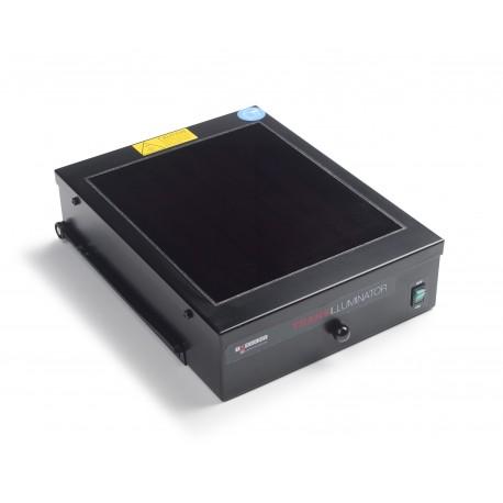 Transiluminador UV (20x20cm, 302nm) 230V, 50Hz.
