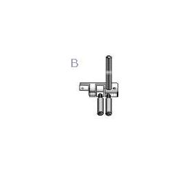 Clip para sujetar el tubo metalico de todas las sondas CMA