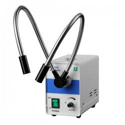 Plataforma de fijación para máscara para rata o ratón compatible con MRI.