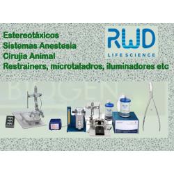 RWD, especialistas en equipamiento para investigacion animal