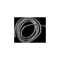 Fep tubing 1 m. Diámetro int 0.12 mm. Volumen int. 1.2 &#956l / long. 100 mm.