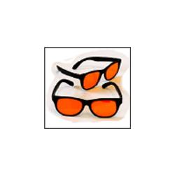 Gafas Ambar para visualizacion