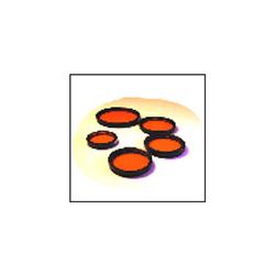 Filtros de 37, 40.5, 46, 49, 52, 62, 67 o 75x75 mm. ( a elegir )