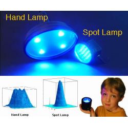"""LAMPARA HANDLAMP """"DR-HL32T"""""""