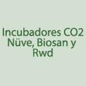 Incubadores CO2 Nuve