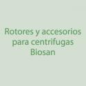 Rotores Para Centrifugas Vortex/Especiales
