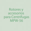 MPW-56 Rotores, Accesorios
