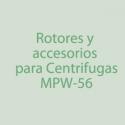 Rotores, Accesorios para MPW-56