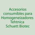 Tehtnica y Schuett Accesorios y cons.
