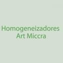 Homogeneizadores Art Micra