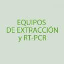 Equipos de Extracción, PCR y auxiliares