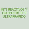 Kits reactivos y equipos RT-PCR  ultrarrápido