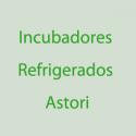 Incubadores Refrigerados Astori
