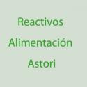 Reactivos  Alimentación Astori