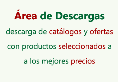 Nuestros catálogos con nuestras mejores ofertas. Asegúrese los mejores productos.